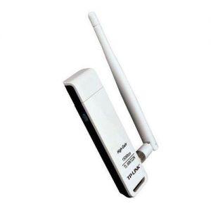 Мрежова карта  TP-LINK TL-WN722N Wireless-N nLite USB Adapter