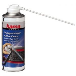 Hama Office-Clean Compressed Gas Cleaner 400ml 49877