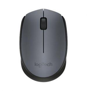 Мишка Logitech Wireless Mouse M170 Grey
