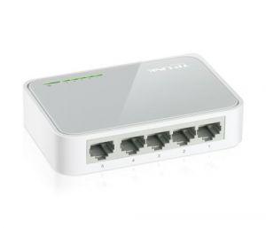 Комутатор TP-LINK TL-SF1005D 5-Ports 10/100Mbps Switch