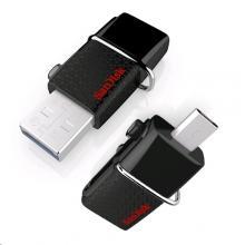 Памет 32GB SanDisk Ultra Dual USB 3.0
