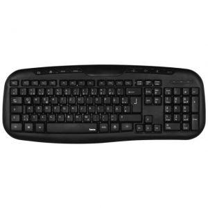 Клавиатура Hama Cellino USB Black