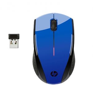Мишка HP Wireless Mouse X3000, Cobalt Blue