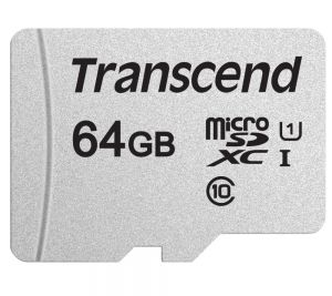 Памет Transcend 64GB microSD UHS-I U3A1 (without adapter)