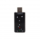 Звукова карта USB Sound Adapter 7.1
