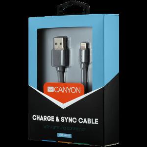 Кабел Canyon USB към Lightning - CNS-MFIC2