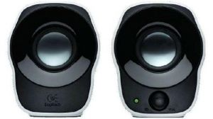 Speakers Logitech Z120 2.0 Black
