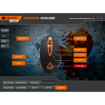 Мишка  Canyon CND-SGM4N Optical gaming mouse