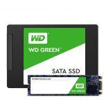 "Твърд диск  Western Digital Green 240GB SATA III 2.5"" Internal SSD"